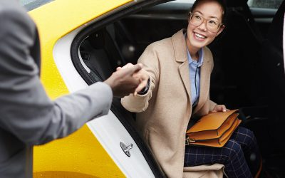 How to choose a good corporate taxi service?